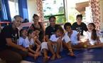 Fare Hau Arii, un havre pour le développement d'enfants