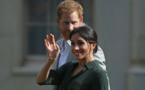 Harry et Meghan en retrait de la monarchie le 31 mars