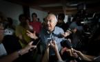 Gaston Flosse ne peut pas se présenter aux municipales à Papeete