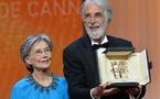 """Cannes: 2e Palme d'or pour Michael Haneke avec """"Amour"""""""