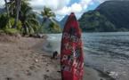 Déchets : Des planches de surf pour la dissuasion