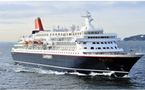 Le Nippon Maru, paquebot de la compagnie japonaise Mitsui O.S.K fera escale le jeudi 31 mai 2012 à Tahiti.