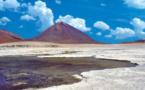 Licancabur : 5 916 m de cendres