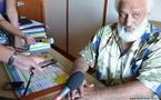 CA de la CPS : Ronald Terorotua est mis sur la touche