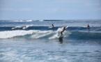 Enquête auprès des surfeurs du Papara Pro pour le coronavirus