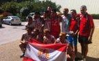 USSP: Mondial de volley-ball à Toulon : Nos cadets en 12ème place!