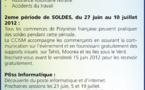 « Les rendez-vous de la CCISM » du 13  au 20 juin 2012