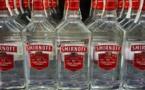 Pologne: la vodka confisquée servira de désinfectant