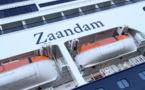 Paquebot Zaandam: quatre décès à bord, transfert des passagers