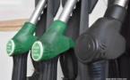 Baisse des prix des hydrocarbures pour les professionnels