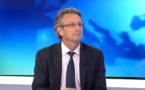 Philippe Lacombe nommé vice-recteur