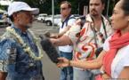 Franck Tehaamatai en appelle dorénavant à Oscar Temaru