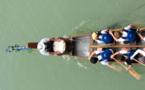 Dragon Boat, les rameurs polynésiens s'imposent à nouveau