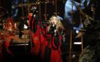 Madonna touchée par le Covid-19 quand elle était à Paris