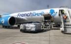 20 tonnes de fret médical à bord du cargo French Bee