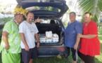 Solidarité : Des plats pour les sans-abri