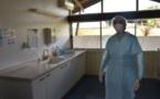 L'hôpital de Taravao préparé pour faire face au coronavirus