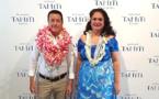 Jean-Marc Mocellin installé à la tête de Tahiti Tourisme
