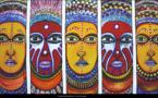 Plein phare sur l'art contemporain de Papouasie-Nouvelle-Guinée