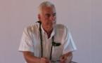 Anthony Jamet sauve son fauteuil à Taravao