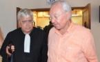 Affaire de l'OPT : 5 ans d'incarcération, de privation de droits civiques et 10 millions Fcfp d'amende requis pour Flosse