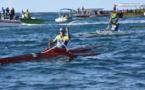 Te 'Aito Manihi : Au tour de Steeve Teihotaata de s'imposer au sprint