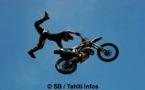 Show de motocross freestyle dimanche 21 octobre à Taravao