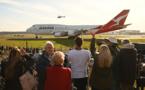 """Australie: Qantas se sépare de son dernier """"Jumbo jet"""", dans la foulée de British Airways"""