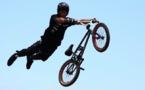 Freestyle show 2012 : Morito chute à l'entraînement, Moana assure le show