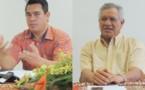 Jean-Paul Tuaiva et Jonas Tahuaitu  rencontrent Victorin Lurel ce jeudi