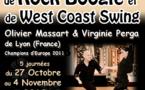 Danse: Stage de Boogie-Rock et West Coast Swing du 27 Octobre au 4 Novembre