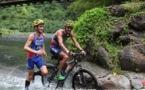 "Trans-Tahitienne en ""Bike & Run"" : La traversée de Tahiti en 3H24 !"