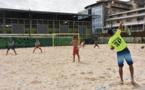 La saison de beach tennis est lancée