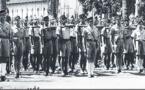 Le 2 septembre 1940, les E.F.O. ralliaient la France libre