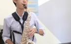 Tommy Yeung, du violon au saxo