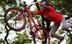BMX freestyle contest : La jeunesse investit le front de mer.