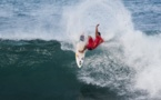 Surf: Michel Bourez a bien débuté la dernière étape hawaïenne de la saison