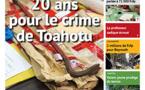 TAHITI INFOS N°1731 du 09 septembre 2020