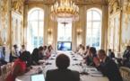 La Tech4Islands présentée à Emmanuel Macron
