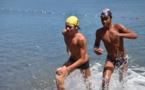Nael Roux et Kurumanga Ellis se partagent la victoire à l'Open Water de Teva i Uta