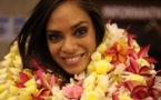 "Hinarani de retour à Tahiti: ""c'est parti pour Miss univers!"""
