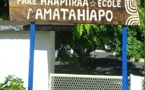 Un vol commis à l'école Amatahiapo de Mahina