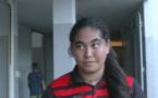 La pongiste Heimoe Wong prépare le haut niveau