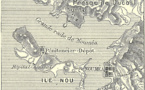 25 juin 1854: Tardy de Montravel fonde Port-de-France (Nouméa)
