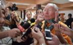 Jugé inéligible pour 5 ans, le candidat Gaston Flosse fera appel