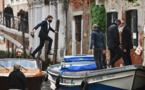 De Paris à Venise, la planète cinéma continue de tourner... masquée