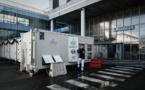 """A Bayonne un """"prototype"""" d'hôpital mobile pour désengorger les urgences"""