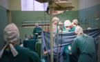 Malgré deux chutes successives, un coeur en route pour une transplantation reste vaillant