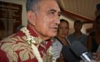 Oscar Temaru annonce que la demande de réinscription a été acceptée à New York