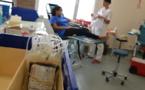 Une collecte de sang pour Noël